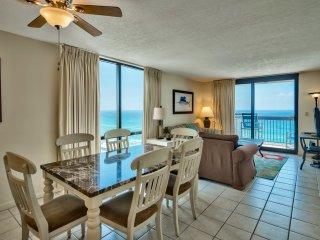 Sundestin Beachfront Corner Unit - Panoramic Ocean Views