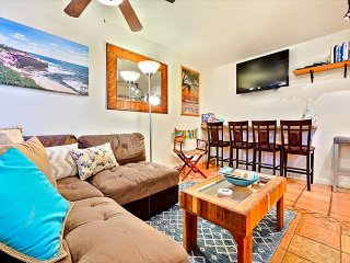 Steps to Windansea Beach w/ Hot Tub, Private Patio & BBQ