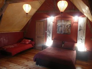 B&B close Mont Saint Michel Room No. 4