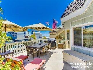 San Luis Rey II - South Mission Beach Vacation Rental, La Jolla