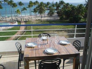"""""""Aloha"""", spacieux T2 grand confort, résidence au bord de la mer"""