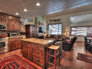 Lovely Mountain Home at Three Kings-Steps to Park City Ski Mnt. Resort and Free