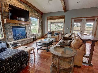 Spacious (3200sf) and a Perfect Location! Views of Deer Valley Ski Runs AND