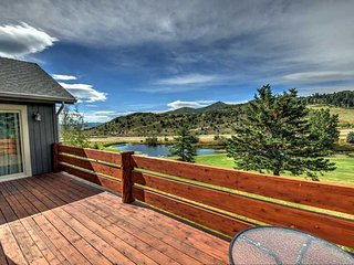 Luxurious, 4000 SF Home Mountain & Golf Course Views! 2 Fireplaces with Private, Park City