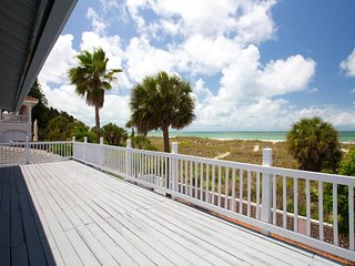 Gulf Watch Beach Retreat | Spacious private home directly on the beach, St. Pete Beach