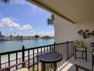 Lands End #204 | Enchanting, updated waterfront condo in Sunset Beach, Treasure Island