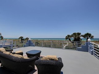 Mermaid Beach House | Beachfront private home with incredible views, St. Pete Beach