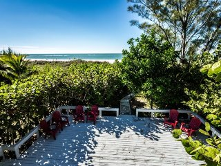 Treasure Island Beach House | Large beachfront home with amazing views