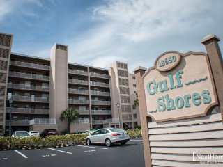 Gulf Shores #216 | Nice condo in beachfront building with heated pool