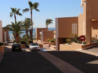 Amplio apartamento  a pie de playa, gran terraza  y hermosas vistas (Soling 5), San Javier