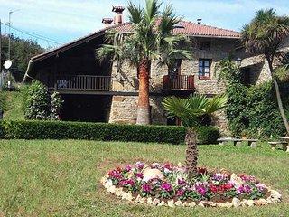 Casa rústica: Caserío Urikosolo