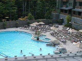 Slopeside at Stowe Mountain Resort Enjoy the Spa, Gym, Dining, Swimming & Free