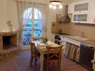 Vigneti Luxury Villa - Loft maisonette, Megalochori