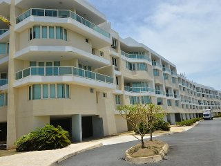 Beachfront Condo at Grand Bay Beach, Ro Grande