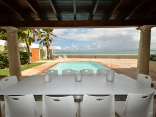 Casita Playa Luxury Oceanfront Villa at Punta Las Marias, San Juan