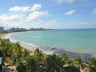 Spectacular Beach Front Condo in Isla Verde
