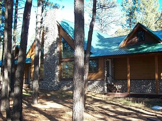 Enchanted Place is a beautiful vacation home in Pagosa Springs, offering