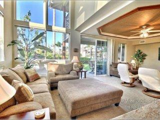 Waikoloa Beach Villas C1.Hilton Waikoloa Pool Pass Included for stays thru 2017