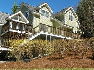 Luxury 4 Bedroom Private Home in the White Mountains of New Hampshire, Campton