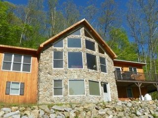 Private Waterville Estates 6 Bedroom Luxury Vacation Home in NH, Campton
