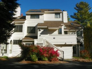 New! Beautiful Waterville Valley Condo Borders XCountry Ski and Hiking Trails!
