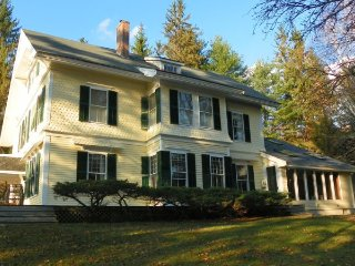 Historic Waterville Valley Vacation Home for Family Reunions and Larger Groups!
