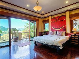 Patong Villa Rental, On The Hill