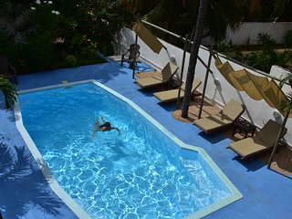Beach front Bnb Guest House Bed an Breakfast Small family bijou Hotel
