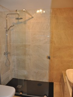 New Walk In Double Shower Added in 2017