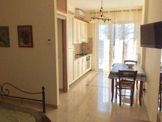 Etna Royal View - Appartamento Monolocale con terrazza e vista mare.