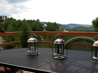 Rim Road Retreat, Ruidoso