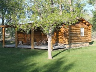 Buffalo Ranch Cabin