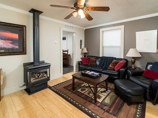 Riverfront vacation home in Bend, OR