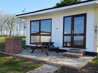 Kilkhampton chalet holiday let