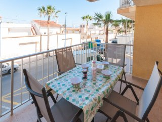 GALEON - nice apartment in Playa de Miramar for 4 - 5 guests, Platja de Piles