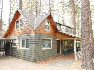 V52-Across the street from the lake! Close to public beaches, bike trails, walk, South Lake Tahoe