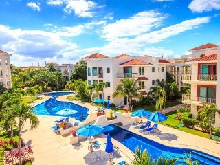 3 Bedroom home with beautiful Pool Views and Rooftop Terrace, Playa del Carmen