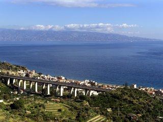 Panorama di Alì Terme