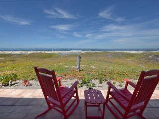 Spectacular Oceanfront Compound, Newly Remodeled, Morro Bay
