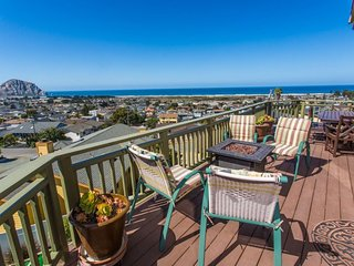 Stunning Views, Large Luxury Home Sleeps 12, Morro Bay