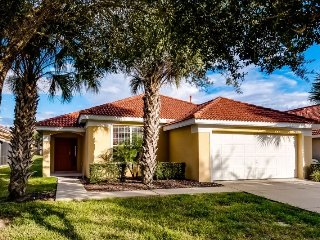 Enjoy your Orlando vacation in a affordable 4 bedroom vacation home with pool at