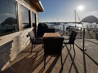 Amazing Waterfront Condo with Fabulous Views! ADA compliant. Pet Friendly.