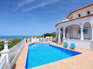 3 bedroom Villa in Pego, Valencia, Spain : ref 5044599