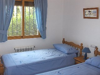3 bedroom Villa in Pego, Costa Blanca, Spain : ref 2008086
