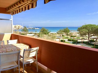Appartement face a la mer, Bormes la Faviere