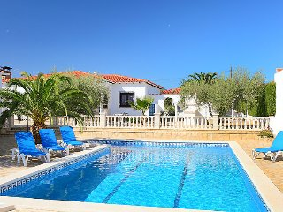3 bedroom Villa in Miami Platja, Costa Daurada, Spain : ref 2010687, Montroig