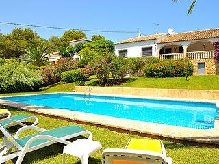 4 bedroom Villa in Xàbia, Valencia, Spain : ref 5044456