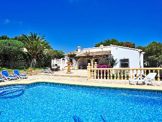3 bedroom Villa in Xabia, Valencia, Spain : ref 5044481