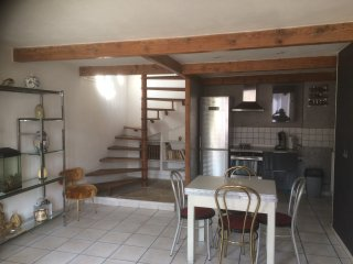 Bright 50sqm duplex apartment Nice
