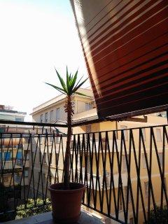 Balcone lato est